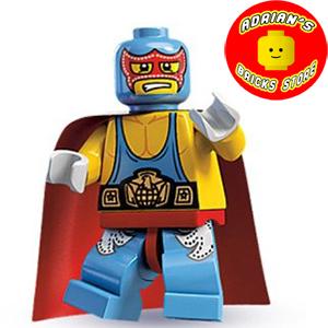 LEGO MF01-10 - Super Wrestler