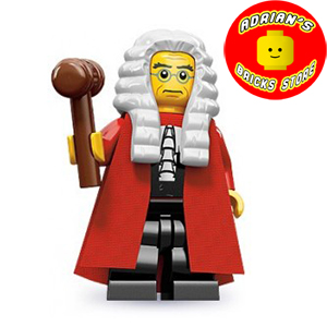 LEGO MF09-10 - Judge
