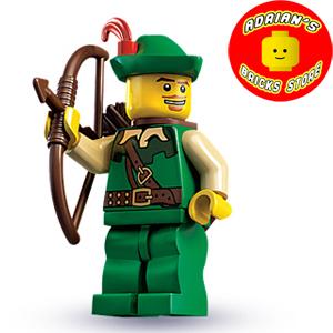 LEGO MF01-14 - Forestman