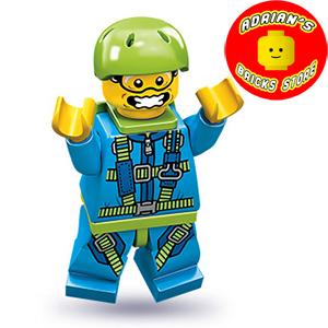 LEGO MF10-06 - Skydiver
