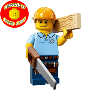 LEGO MF13-09 - Carpenter