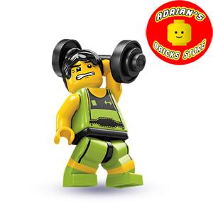 LEGO MF02-10 - Weightlifter