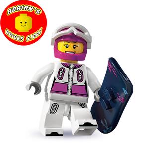 LEGO MF03-05 - Snowboarder