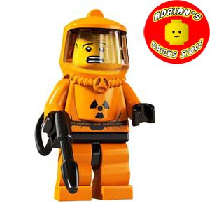 LEGO MF04-13 - Hazmat Guy