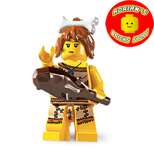 LEGO MF05-05 - Cave Woman