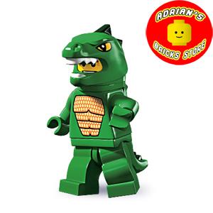 LEGO MF05-06 - Lizard Man