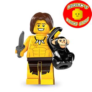 LEGO MF07-10 - Jungle Boy