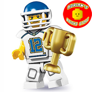 LEGO MF08-05 - Football Player