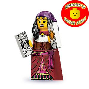 LEGO MF09-09 - Fortune Teller