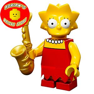 LEGO MFSIM-04 - Lisa Simpson