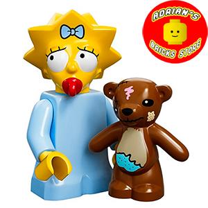 LEGO MFSIM-05 - Maggie Simpson