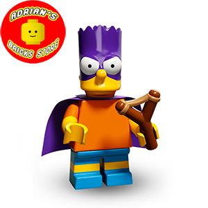 LEGO MFSIM2-05 - Bart as Bartman