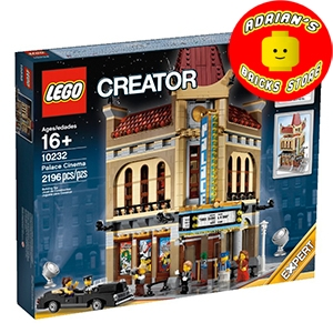 LEGO 10232 - Palace Cinema Image 0