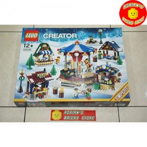 LEGO 10235 - Winter Village Market Image 1