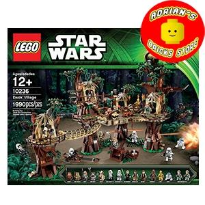 LEGO 10236 - Ewok Village Image 0