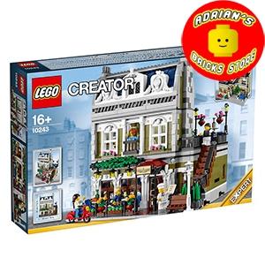 LEGO 10243 - Parisian Restaurant Image 0