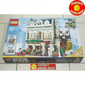 LEGO 10243 - Parisian Restaurant Image 1