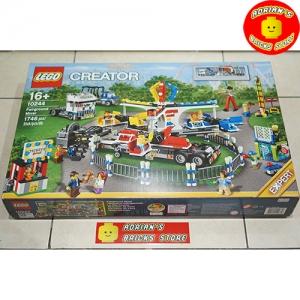 LEGO 10244 - Fairground Mixer Image 1