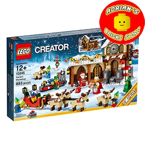 LEGO 10245 - Santa's Workshop Image 0