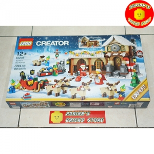 LEGO 10245 - Santa's Workshop Image 1