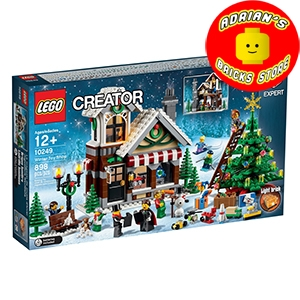 LEGO 10249 - Winter Toy Shop Image 0