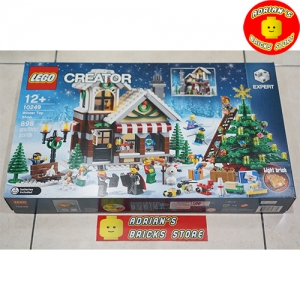 LEGO 10249 - Winter Toy Shop Image 1