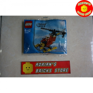 LEGO 30019 - Fire Helicopter Image 1