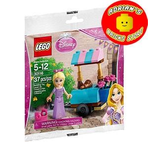 LEGO 30116 - Rapunzel's Market Visit Image 0