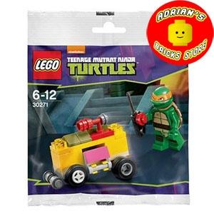 LEGO 30271 - Mikey's Mini-Shellraiser Image 0