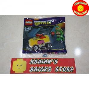 LEGO 30271 - Mikey's Mini-Shellraiser Image 1