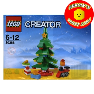 LEGO 30286 - Christmas Tree Image 0