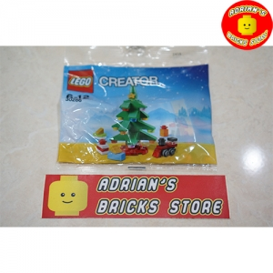 LEGO 30286 - Christmas Tree Image 1