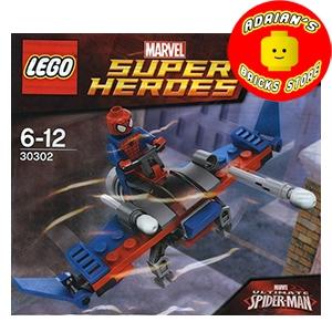 LEGO 30302 - Spider-Man Glider Image 0