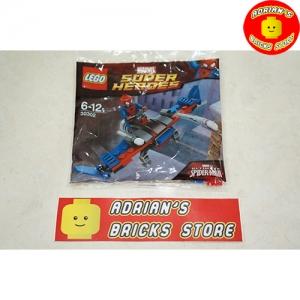 LEGO 30302 - Spider-Man Glider Image 1