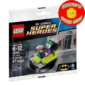 LEGO 30303 - The Joker Bumper Car Image 0