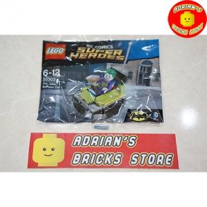 LEGO 30303 - The Joker Bumper Car Image 1
