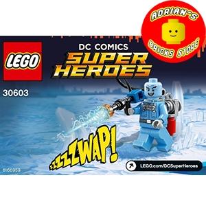 LEGO 30603 - Batman Classic TV Series - Mr. Freeze Image 0