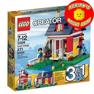 LEGO 31009 - Small Cottage Image 0