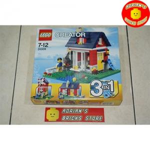 LEGO 31009 - Small Cottage Image 1