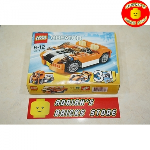 LEGO 31017 - Sunset Speeder Image 1