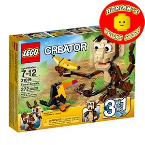 LEGO 31019 - Forest Animals Image 0