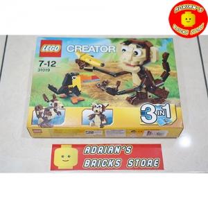 LEGO 31019 - Forest Animals Image 1
