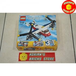 LEGO 31020 - Twinblade Adventures Image 1