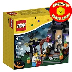 LEGO 40122 - Trick or Treat Image 0