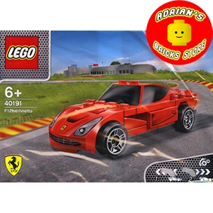 LEGO 40191 - Ferrari F12 Berlinetta Image 0
