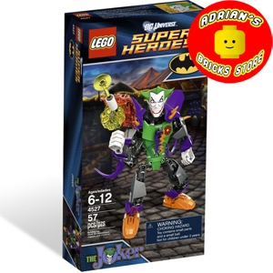 LEGO 4527 - The Joker Image 0