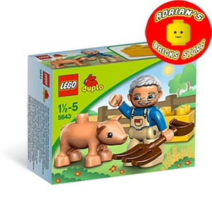 LEGO 5643 - Little Piggy Image 0