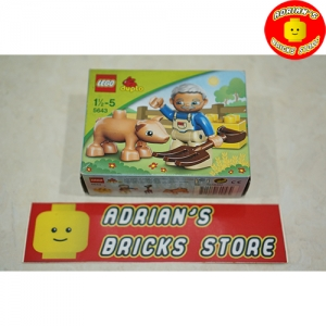 LEGO 5643 - Little Piggy Image 1