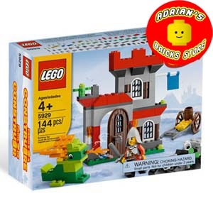 LEGO 5929 - Knight and Castle Building Set Image 0