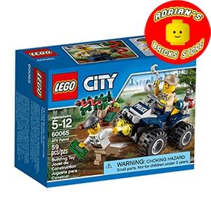 LEGO 60065 - ATV Patrol Image 0